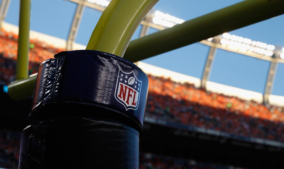 """The NFL launched its new """"Inspire Change"""" initiative on Friday, part of which will help bring a new digital African-American history course to schools across the country. (Doug Pensinger/Getty Images)"""
