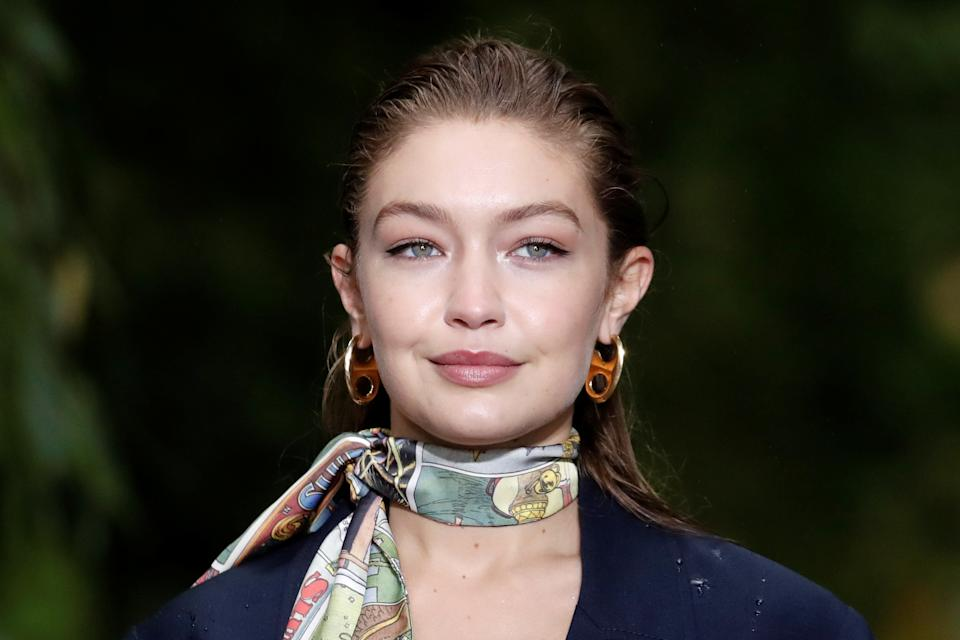 Gigi Hadid is opening up about raising her daughter to embrace her mixed-race heritage (Image via Getty Images)