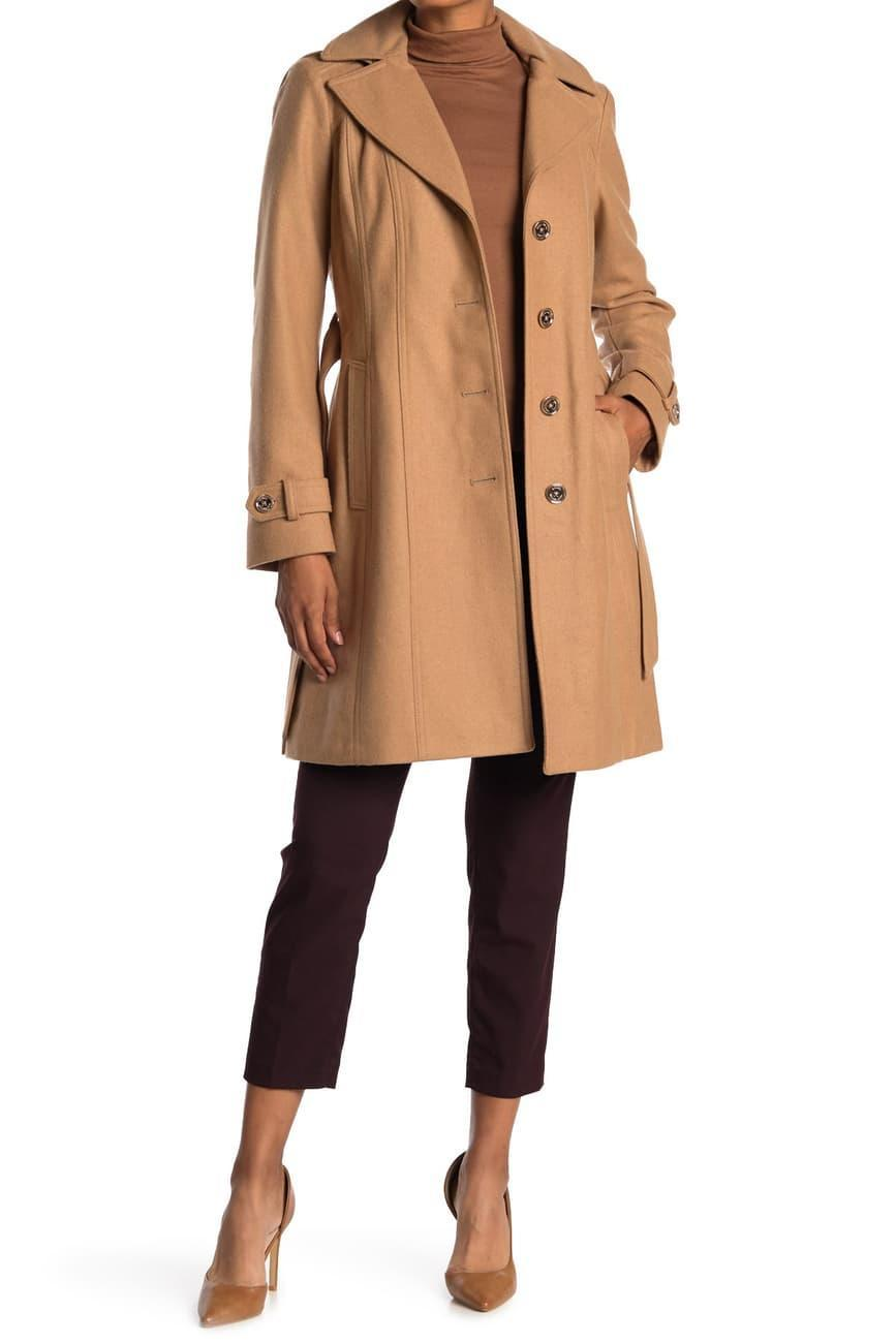 "<h3><a href=""https://www.nordstromrack.com/s/michael-kors-missy-belted-wool-blend-trench-coat/n3241912"" rel=""nofollow noopener"" target=""_blank"" data-ylk=""slk:Michael Kors Belted Wool Blend Trench Coat"" class=""link rapid-noclick-resp"">Michael Kors Belted Wool Blend Trench Coat</a></h3><br>An effortlessly stylish MIL will understand the sartorial power of an excellent trench. <br><br><br><strong>Michael Kors</strong> Missy Belted Wool Blend Trench Coat, $, available at <a href=""https://go.skimresources.com/?id=30283X879131&url=https%3A%2F%2Fwww.nordstromrack.com%2Fs%2Fmichael-kors-missy-belted-wool-blend-trench-coat%2Fn3241912%3Fcolor%3DCAMEL"" rel=""nofollow noopener"" target=""_blank"" data-ylk=""slk:Nordstrom Rack"" class=""link rapid-noclick-resp"">Nordstrom Rack</a>"