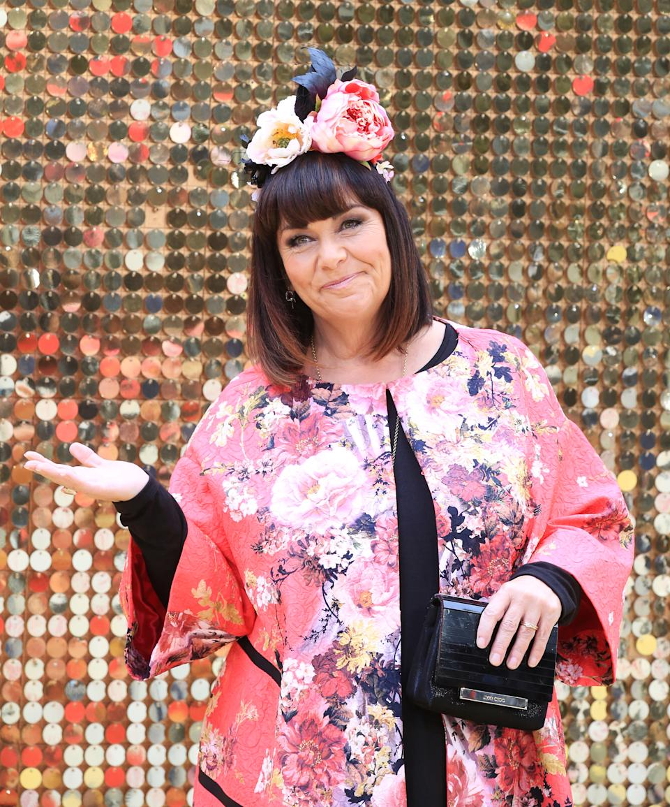 Dawn French has donated a very expensive Rolex watch to the auction (REUTERS/Paul Hackett)