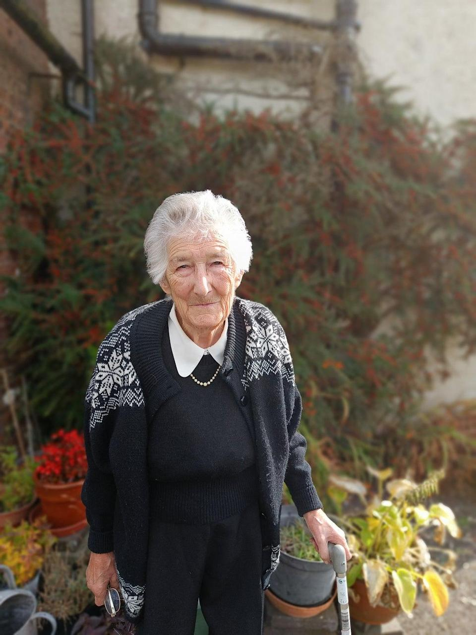 """Sybil Williams said she was in """"constant pain"""" while waiting for care (Handout/PA)"""