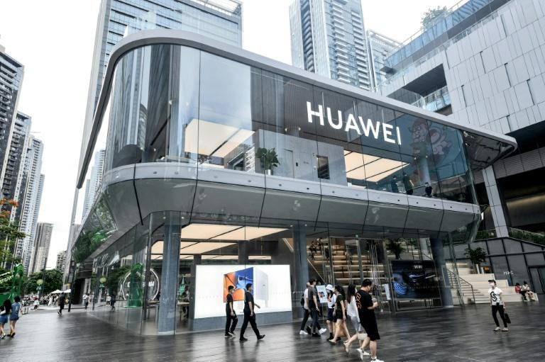 Huawei is still under US sanctions that bar access to the chips required to even make a smartphone, and its shipments have plummeted lately