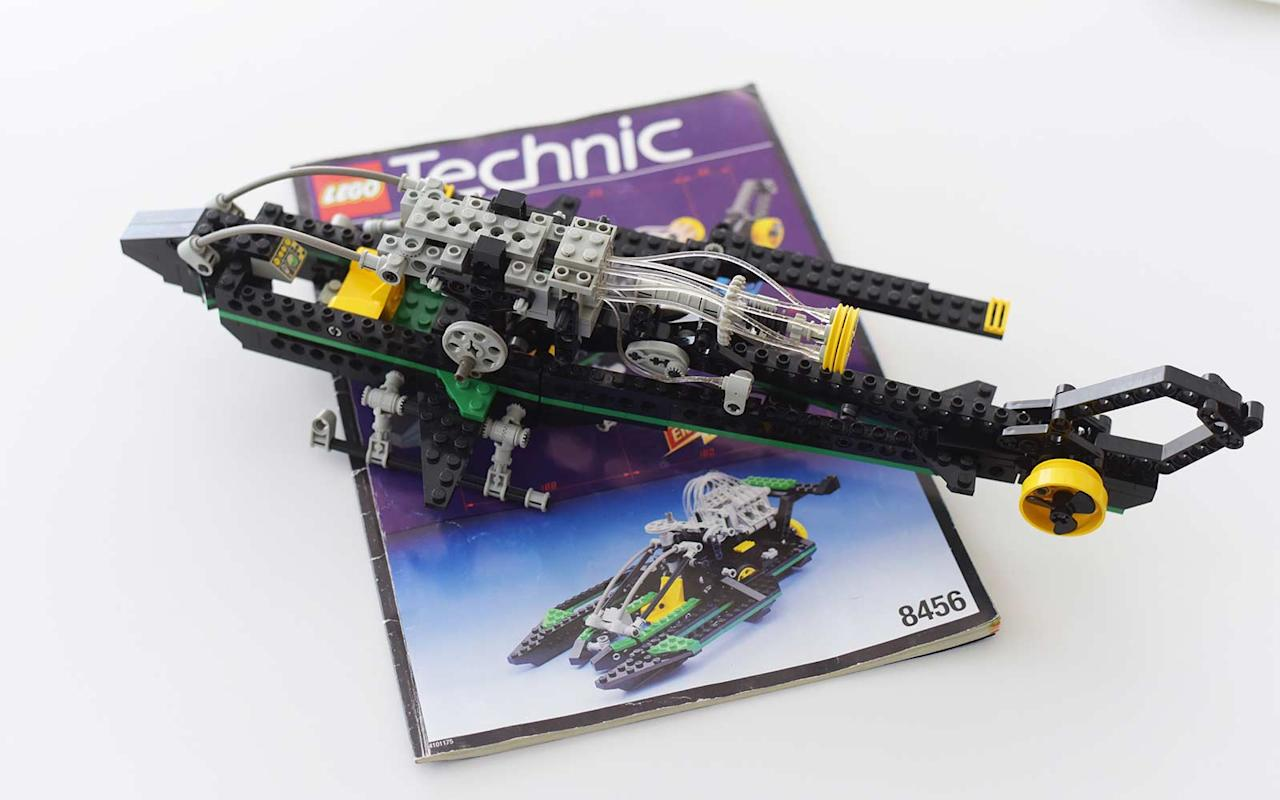 """<p>Not every failed product is a bad idea. Lego's Technic Fiber Optic kit, launched in 1996, failed because the """"fiber optics"""" (which were actually just clear plastic tubes that connected to a battery LED-light pack) cost more to produce than the price of the entire kit.</p>"""