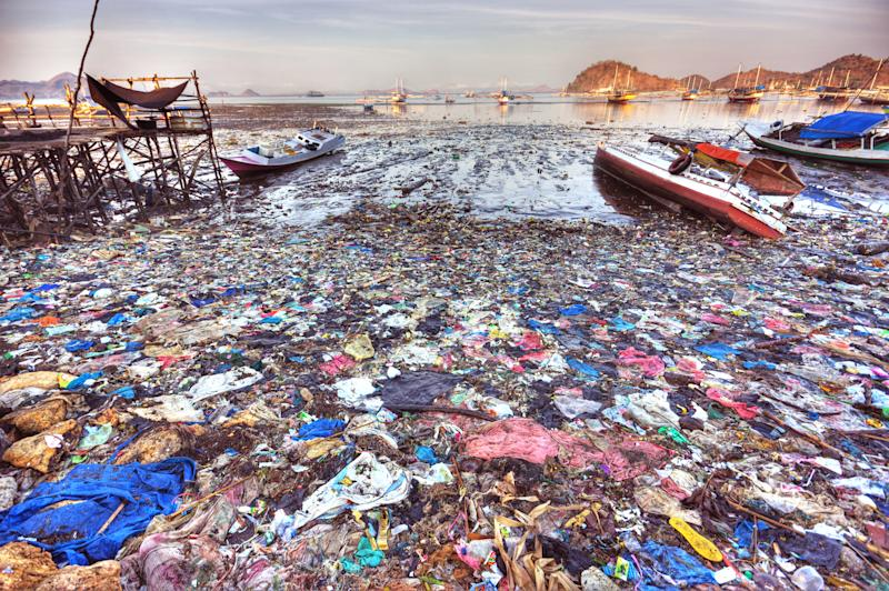 Scientists Accidentally Created a 'Mutant Enzyme' That Could Solve The World's Plastic Nightmare