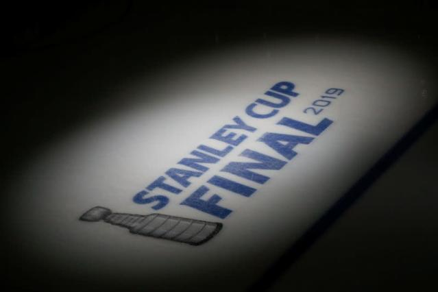 FILE PHOTO: NHL: Stanley Cup Final-St. Louis Blues at Boston Bruins