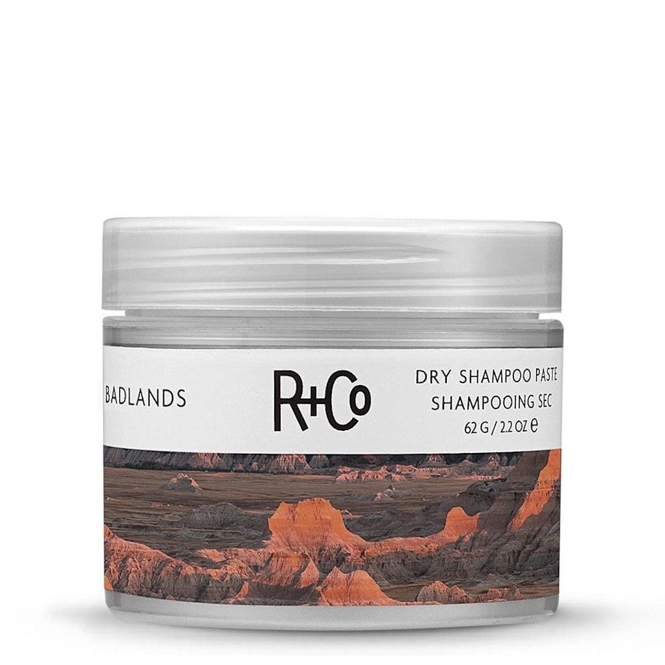 <p><span>R+Co Badlands Dry Shampoo Paste</span> ($20, originally $29)</p>