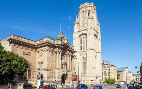 Bristol University Wills Memorial Building
