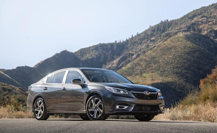<p>Legacy pricing starts at $23,645 for the 2.5-liter. Upgrading to a Legacy with the turbo engine will cost at least $35,095.</p>