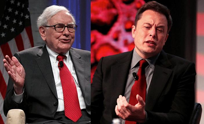 Two billionaires. Two wildly different management styles.