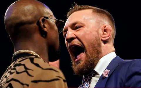 <span>Floyd Mayweather vs Conor McGregor is nearly upon us</span> <span>Credit:  Jeff Bottari/Zuffa LLC </span>