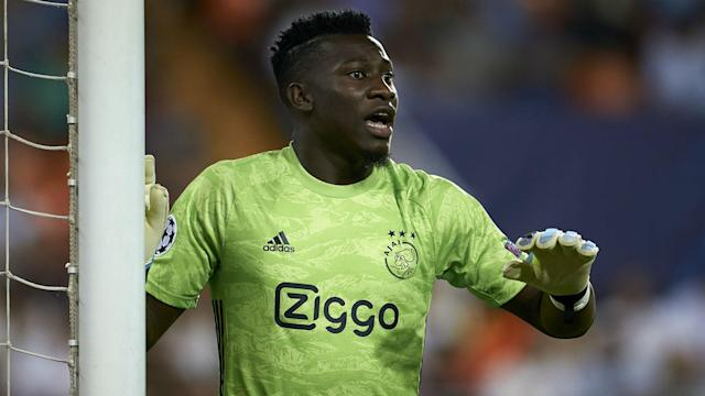 Andre Onana came close to leaving Ajax in 2017, but he says the move failed to materialise because of the colour of his skin.
