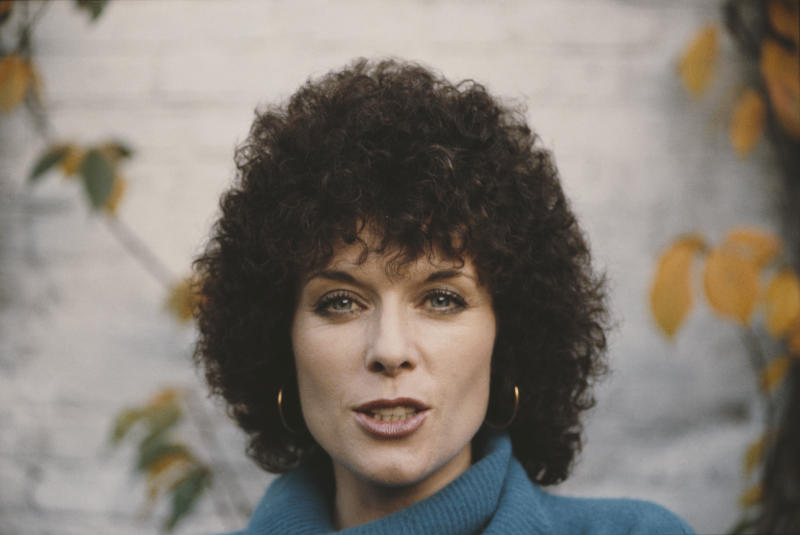 English actress Jill Gascoine pictured circa 1985. (Photo by Larry Ellis Collection/Getty Images)
