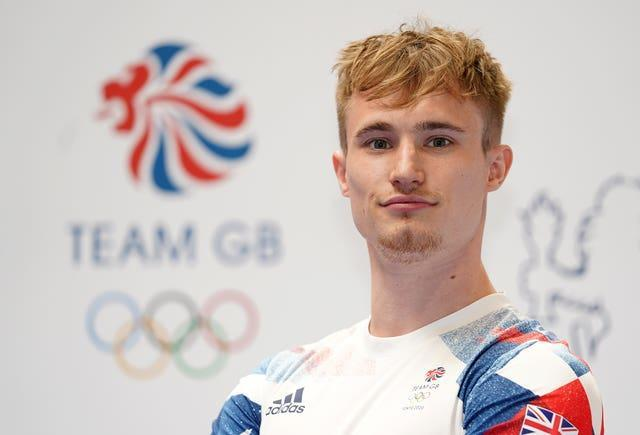 Great Britain's Jack Laugher will hope to go one better than Rio in the individual 3m springboard competition