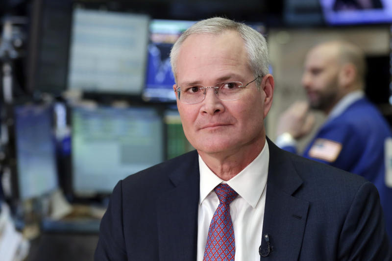New Exxon chief enters the market, cautiously