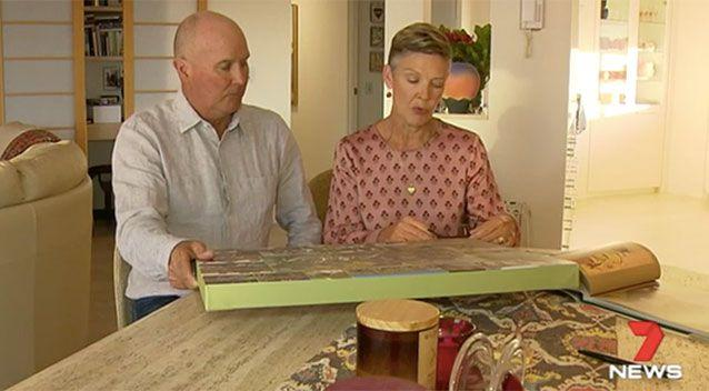 John and Karen Bird are calling for an independent Royal Commission into soldier suicide. Source: 7 News
