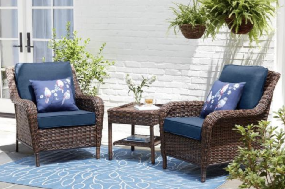 Get ready for all future guests to ask where you got these stunners. (Photo: The Home Depot)