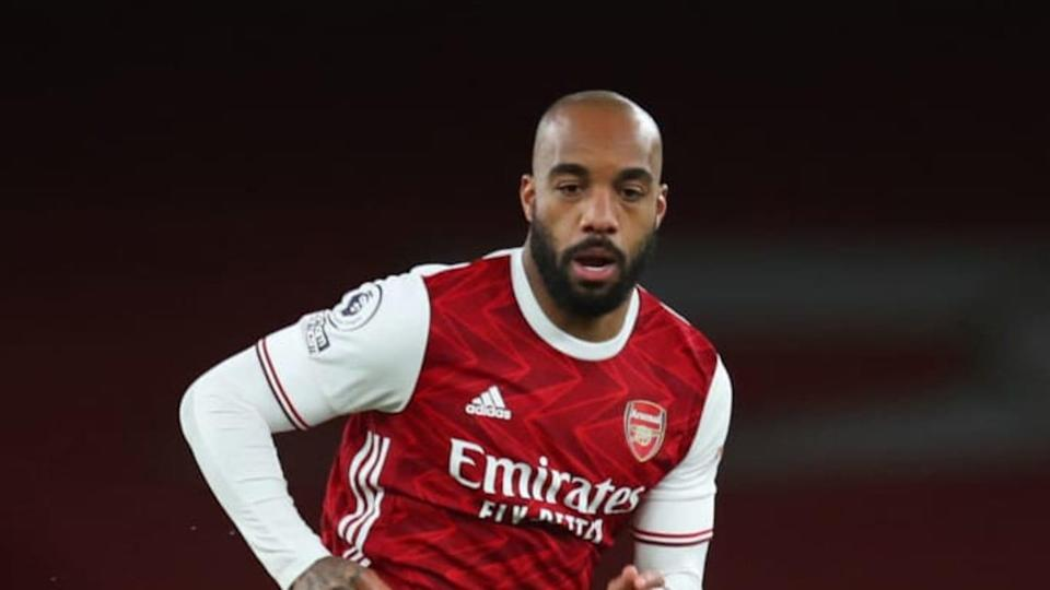 Alexandre Lacazette   Catherine Ivill/Getty Images