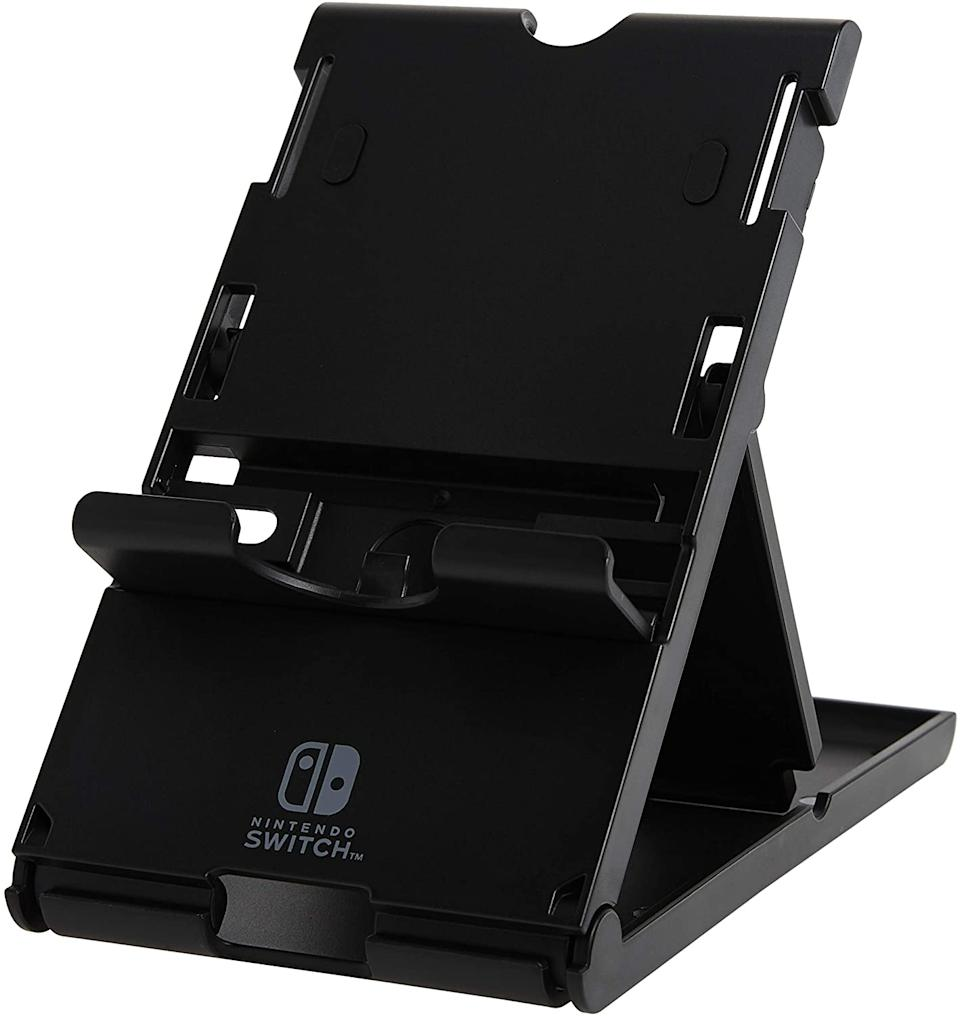 HORI Compact Playstand for Nintendo Switch Officially Licensed by Nintendo. (Photo: Amazon)