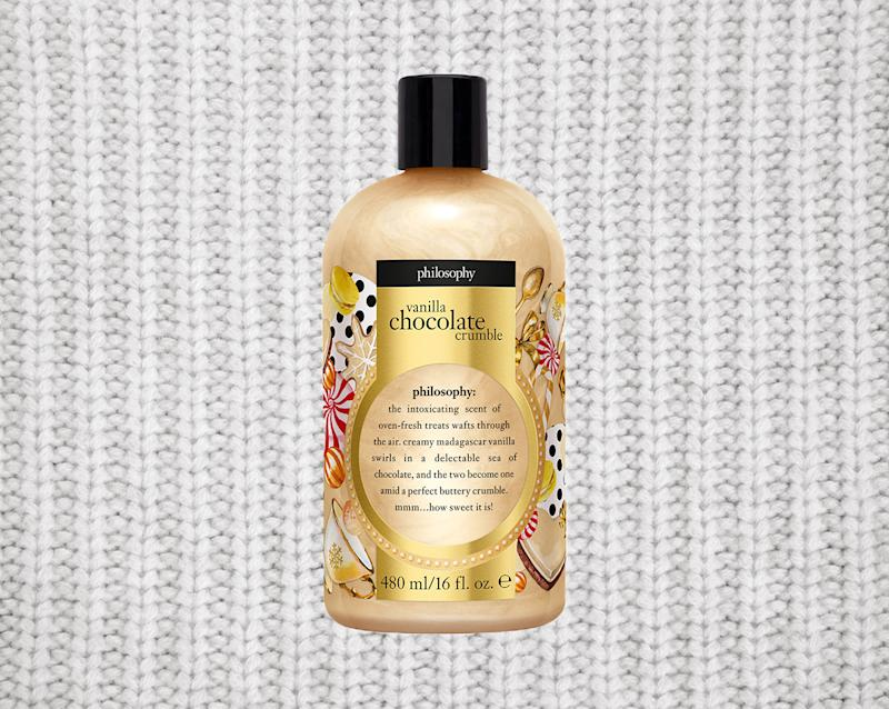 A bubble bath is the perfect way to get cozy. (Photo: Nordstrom)