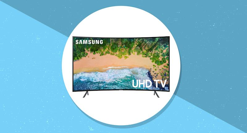 Samsung TV 50 Percent Off At Walmart