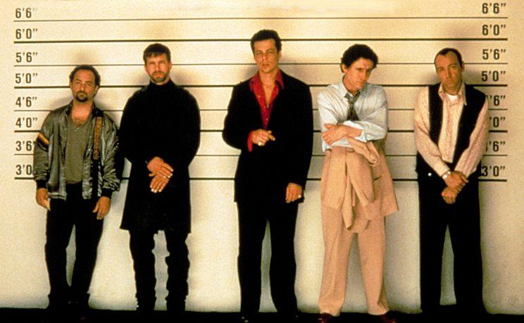 'The Usual Suspects' (Photo: Everett)
