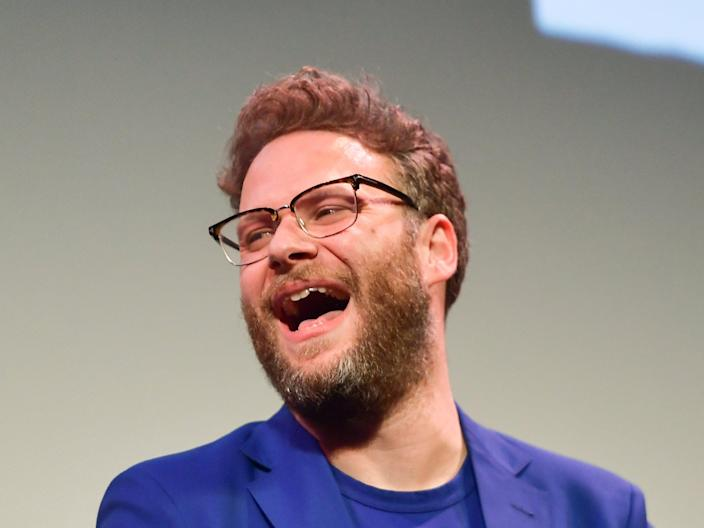 Seth Rogen revealed alleged encounter with Nicolas CageGetty Images for SXSW