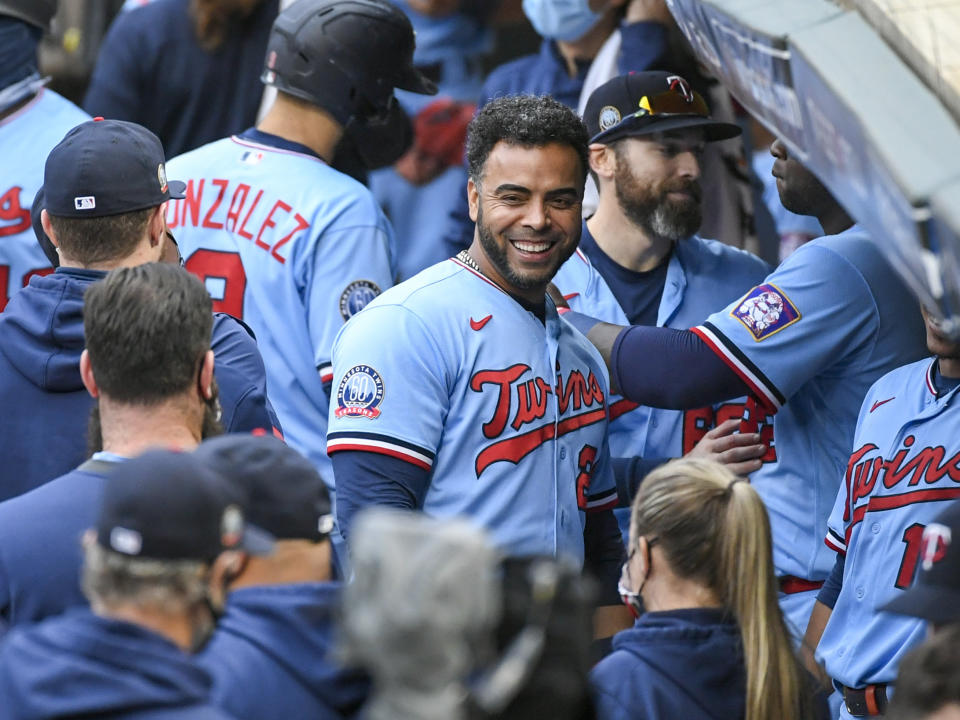 Slugging clubhouse leader Nelson Cruz is returning to the Minnesota Twins.