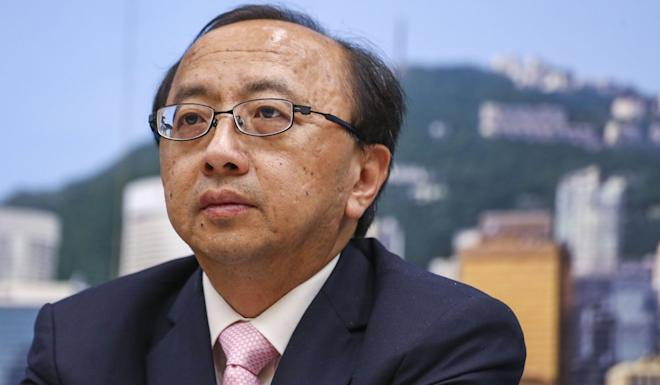 Eric Cheung said the vice-chairman's comments would cause people to doubt the IPCC. Photo: Nora Tam