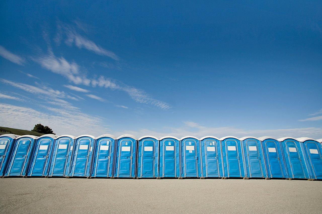 <p>Sometimes, the only thing standing between you and a new PR is that pesky midrace porta-potty break. And even if it's not a full-on sprint to the bathroom, maybe the cold-sweat-inducing cramps that come with it are enough to keep you from a strong finish.</p><p>We chatted with top gastroenterologists to ID eight strategies for making it through your next race without these abysmal experiences happening to you. (No diapers required.) </p>