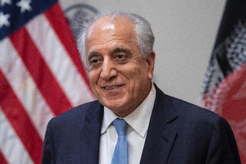 United States  envoy heads 6-nation tour for 'intra-Afghan' talks