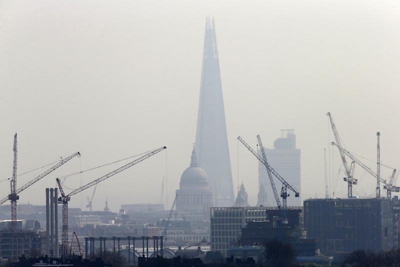 Experts now blame air pollution for a death toll of more than 9,000 a year in the capital: Reuters