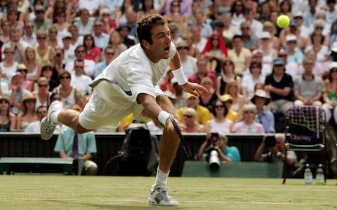 Justin Gimelstob  - Credit: getty images