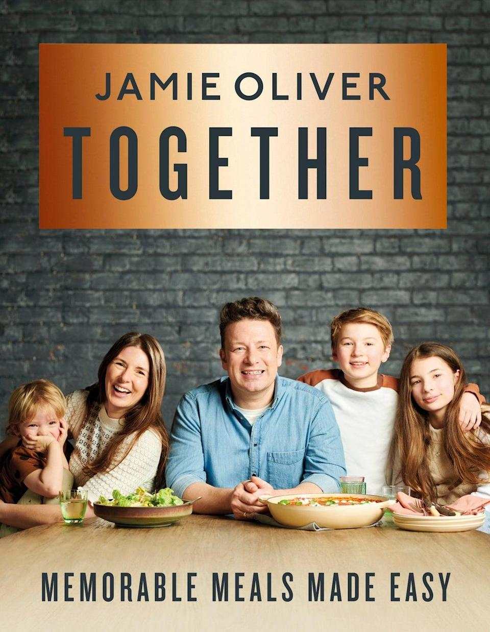 'Together' is all about making family cooking fun