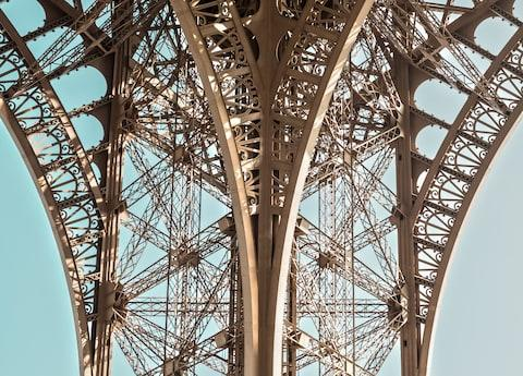 Eiffel Tower - Credit: Getty