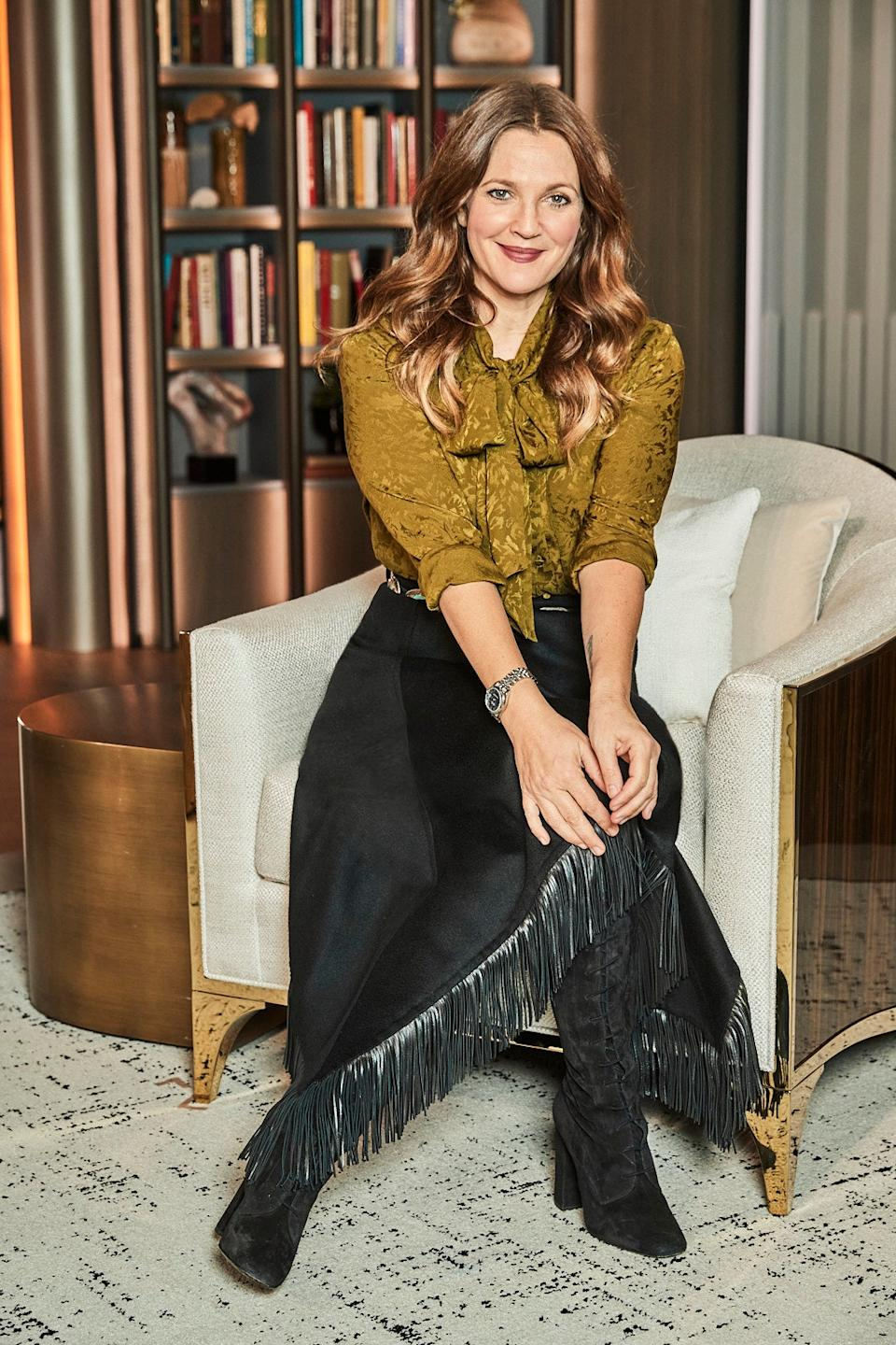 The Drew Barrymore Show : Everything We Know About the Actor's New Talk Show