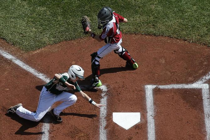 Chicago edges Cumberland 8-7 in LLWS