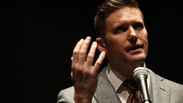 "White supremacist Richard Spencer received an online blow Wednesday when he was officially ""unverified"" by Twitter."