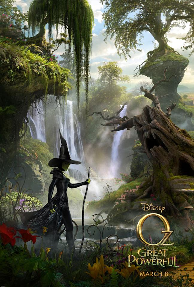 "Walt Disney Pictures' ""Oz The Great and Powerful"" - 2013"
