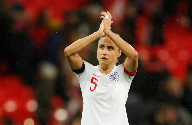 England captain Houghton signs new contract at Manchester City