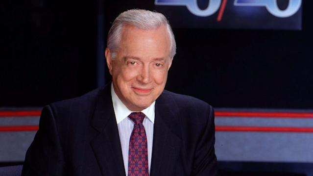IMG HUGH DOWNS, Television Pioneer at 'Today