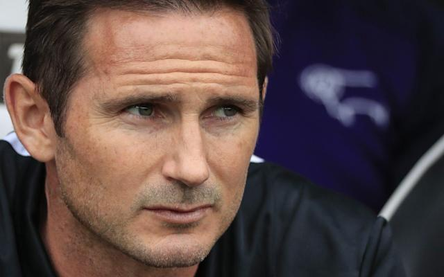 Frank Lampard's preparations for Friday night's Championship game with Leeds United have been rocked by an extraordinary spy row.