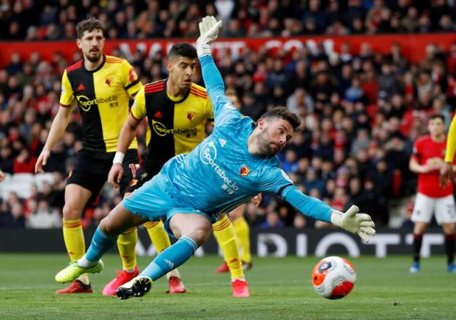 FILE PHOTO: Premier League - Manchester United v Watford