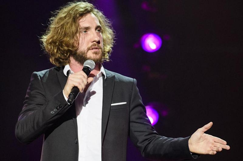 No sweater: Seann Walsh's jumper was confiscated back in Year 9 (PA Archive/PA Images)