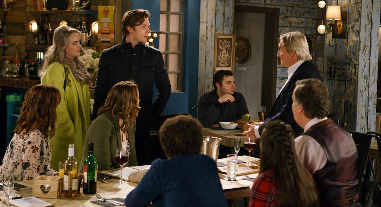 <p>Ken is livid when he hears that Daniel is determined to stay in Weatherfield with Sinead rather than focusing on his education.</p>