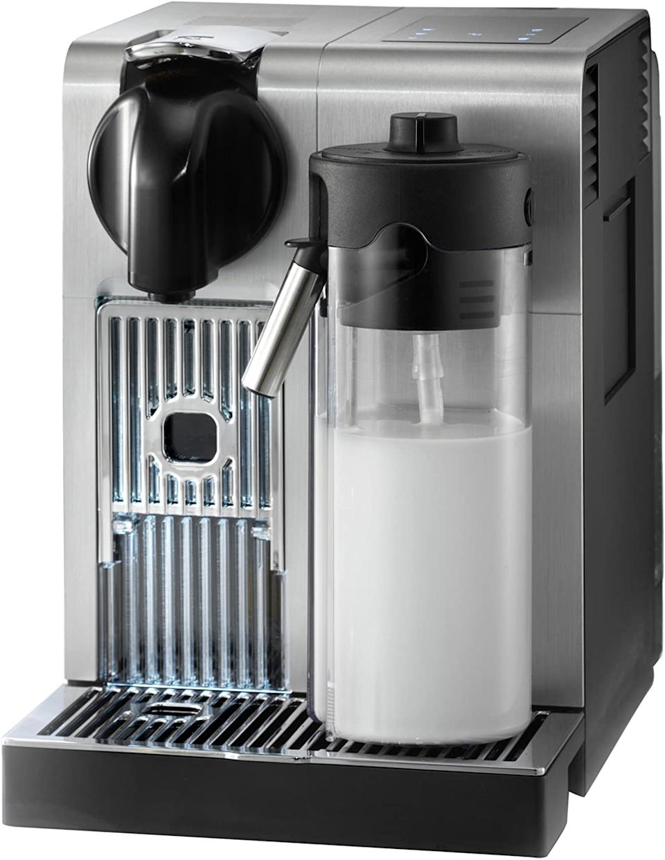 Nespresso Lattissima Pro Coffee Machine by DeLonghi. Image via Amazon.