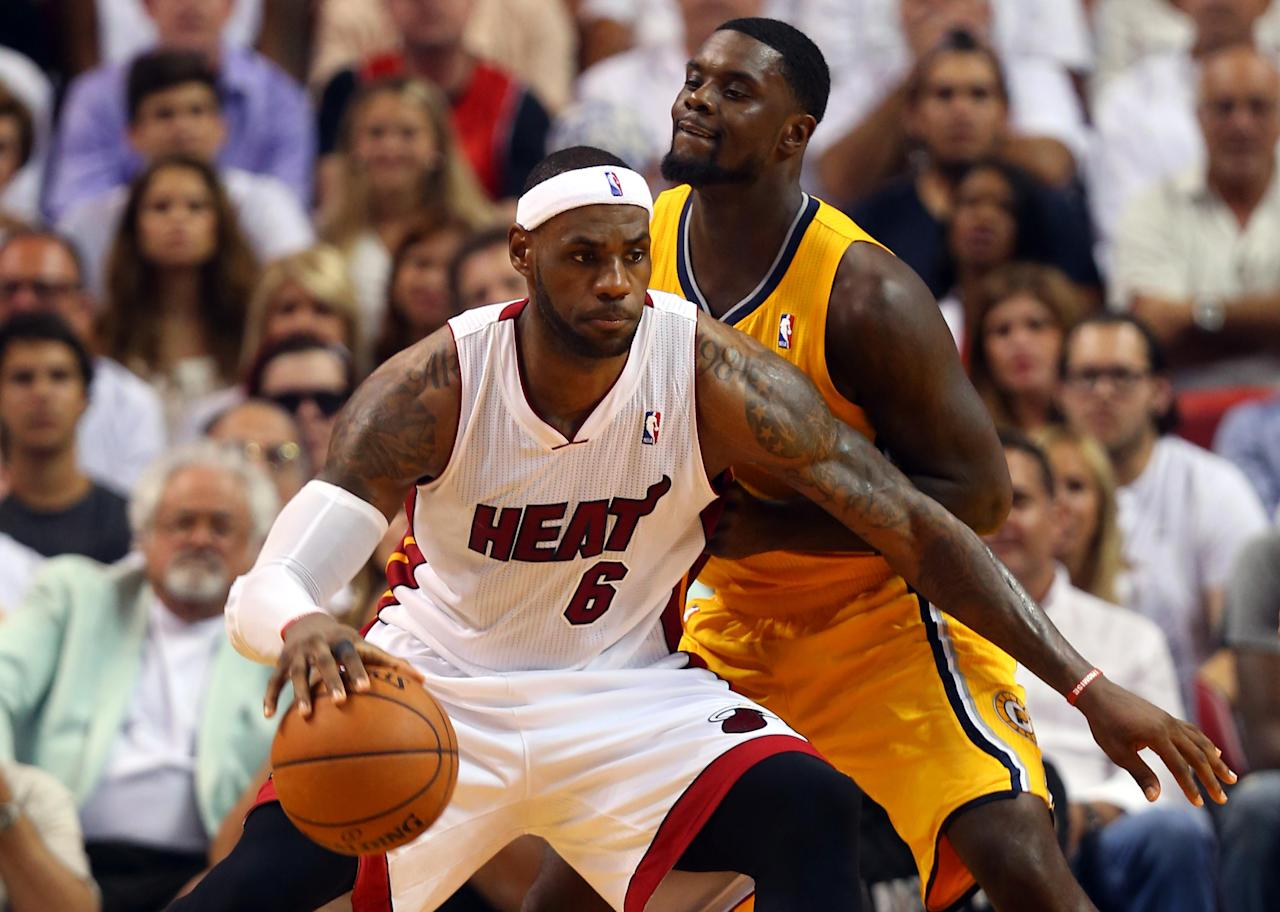 476a5515f671 Lance Stephenson   I don t regret  blowing in LeBron James  ear