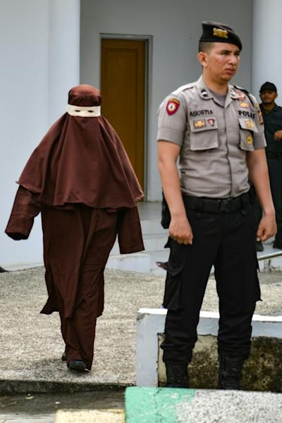 Unlike the rest of the Indonesia, Aceh follows religious law as part of a 2005 autonomy deal agreed with the central government that ended a decades-long separatist insurgency