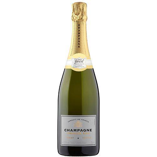 """<p>Made from Chardonnay and Pinot Noir grapes, this Champagne has elegant flavours of citrus, green apple and brioche. </p><p>Best served with canapés or fish and chips.</p><p><a class=""""link rapid-noclick-resp"""" href=""""https://go.redirectingat.com?id=127X1599956&url=https%3A%2F%2Fwww.tesco.com%2Fgroceries%2Fen-GB%2Fproducts%2F255245446&sref=https%3A%2F%2Fwww.delish.com%2Fuk%2Fcocktails-drinks%2Fg36093038%2Ftesco-wine%2F"""" rel=""""nofollow noopener"""" target=""""_blank"""" data-ylk=""""slk:BUY NOW"""">BUY NOW</a></p>"""
