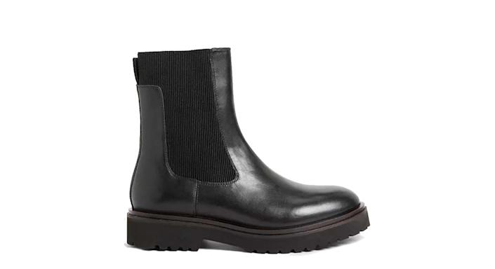 Purcell leather Chelsea boots