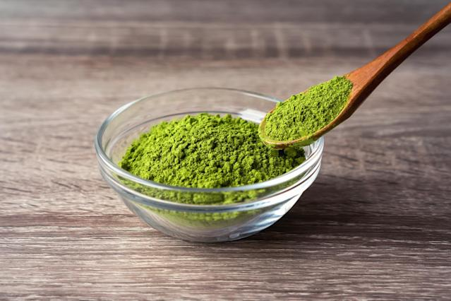 <p>Super powders are nothing new, but in 2018, they are set to gain a greater status in the market. Ground turmeric is on the rise, while matcha powder remains a sure-fire hit on social media. (<em>Photo: Getty Images)</em> </p>